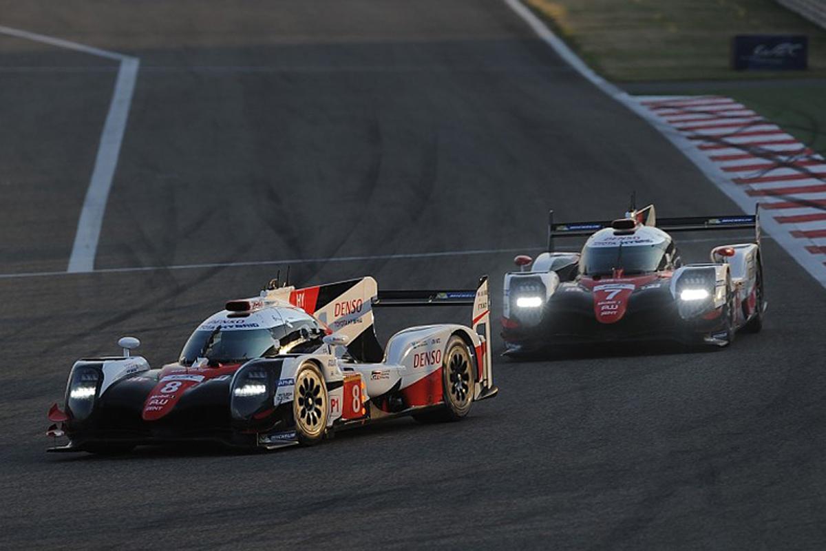 FIA 世界耐久選手権 トヨタ自動車