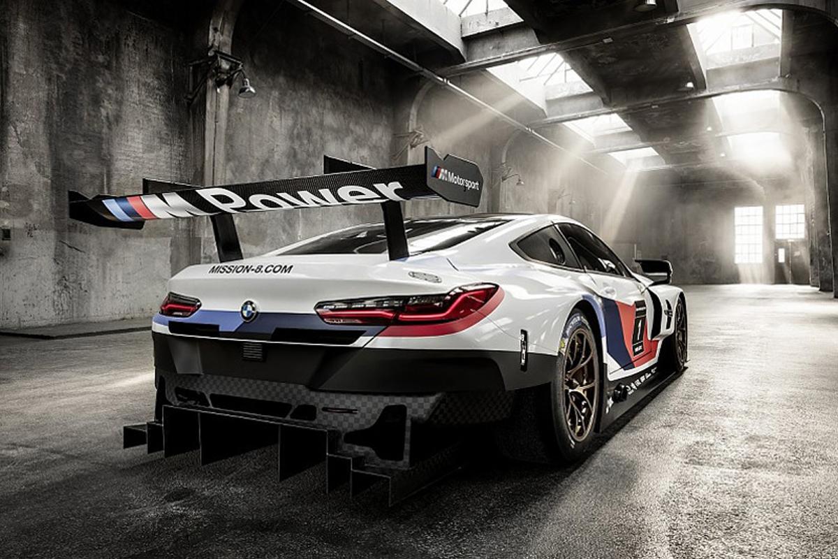 BMW FIA 世界耐久選手権 WEC