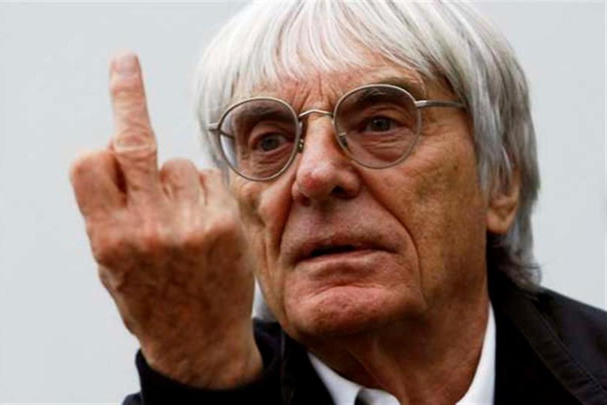 F1 リバティメディア フェラーリ バーニー・エクレストン