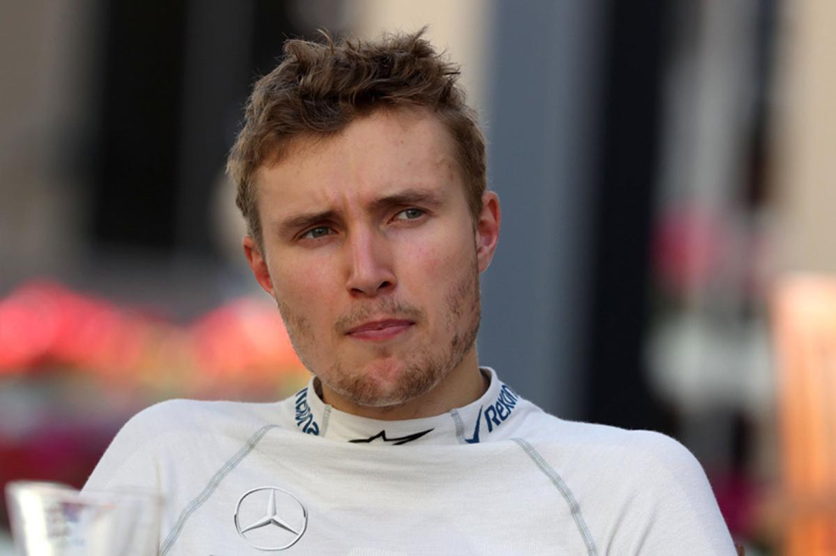 セルゲイ・シロトキン F1 ウィリアムズF1