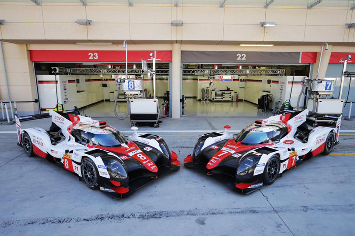 トヨタ自動車 FIA 世界耐久選手権 WEC