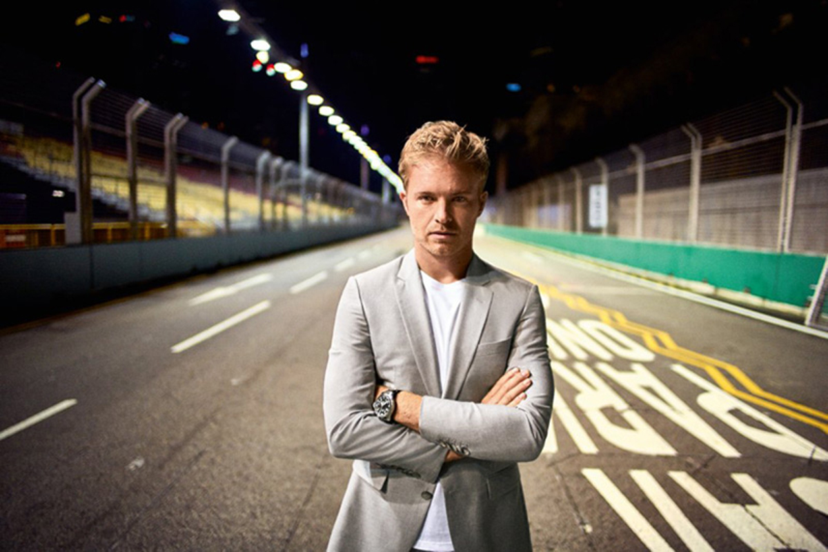ニコ・ロズベルグ F1