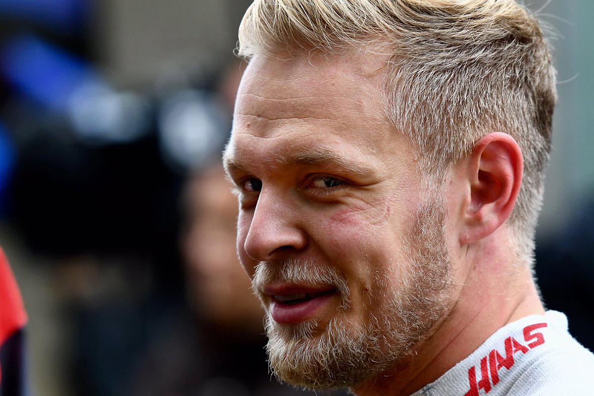 F1 ケビン・マグヌッセン デイトナ24時間レース