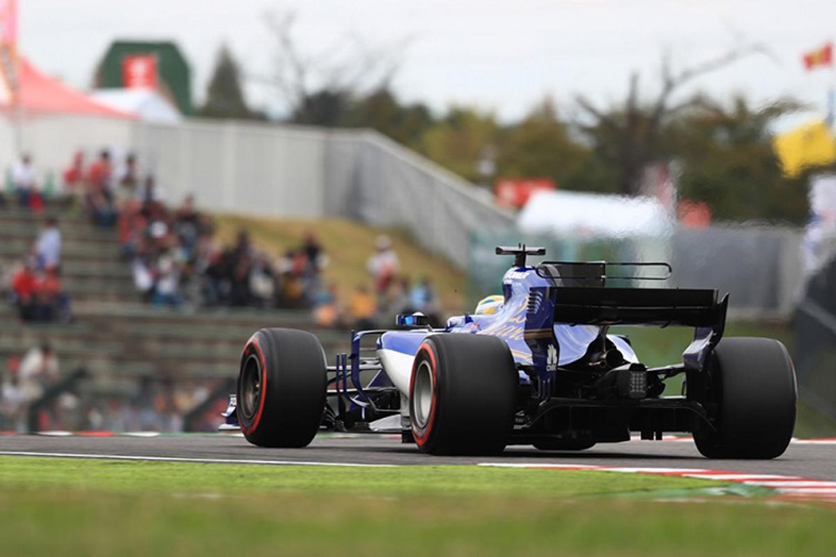 F1 ザウバー マーカス・エリクソン