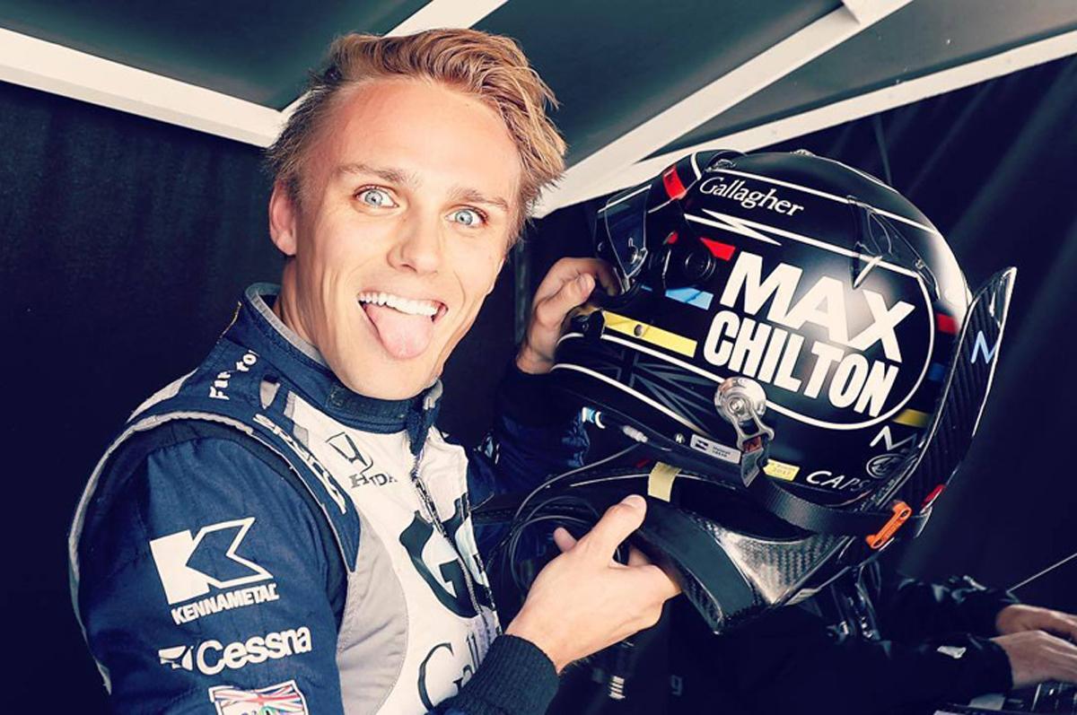 F1 F1jp マックス・チルトン