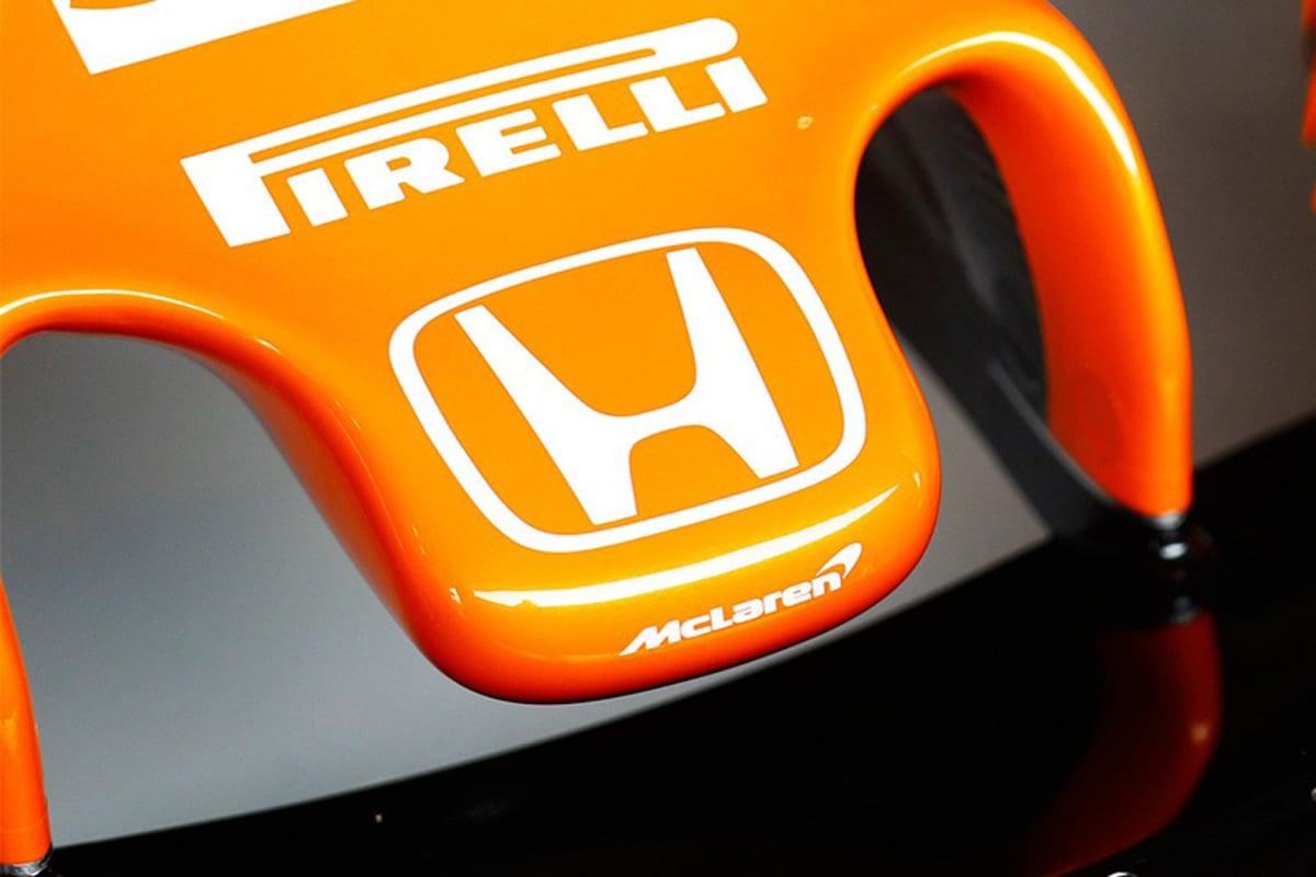 マクラーレン ホンダF1 F1 マクラーレン・ホンダ