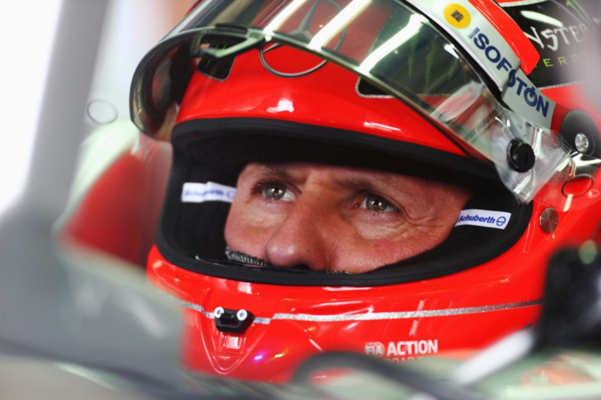 F1 ミハエル・シューマッハ
