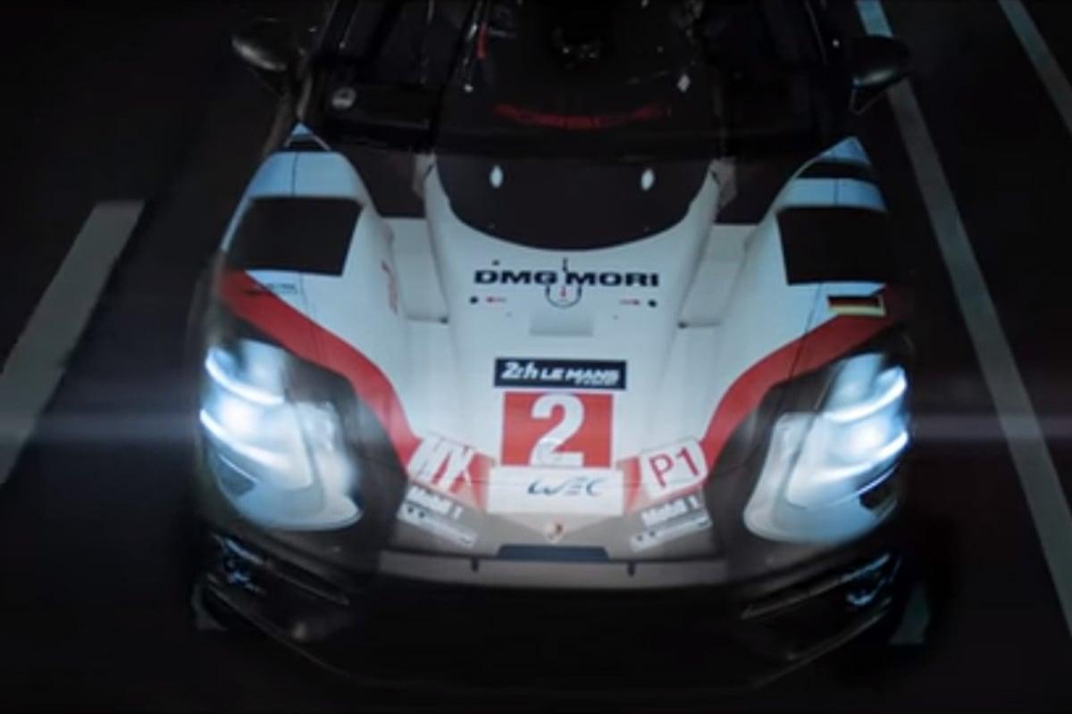 ポルシェ 919・ハイブリッド FIA 世界耐久選手権