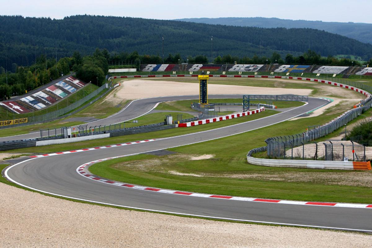 F1 ニュルブルクリンク ドイツグランプリ