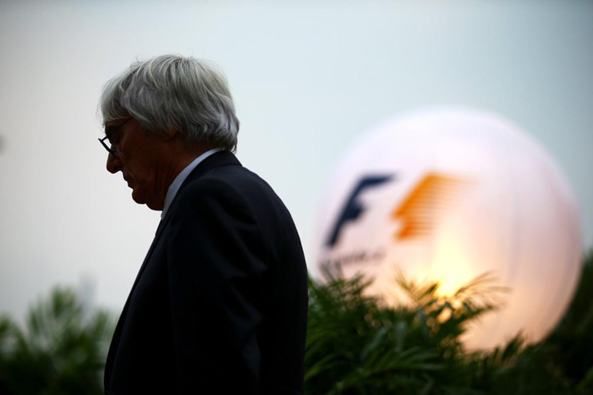 F1 フェラーリ バーニー・エクレストン