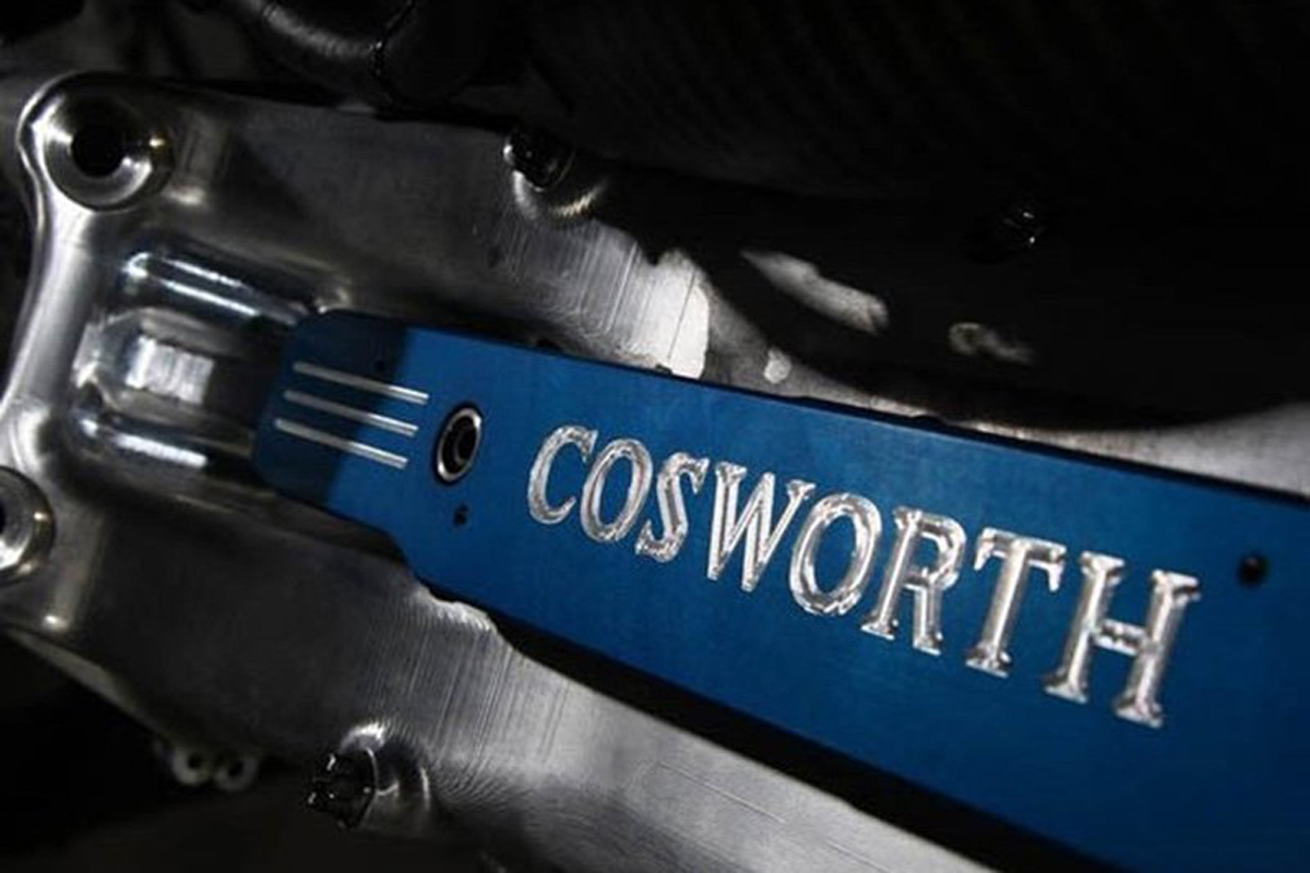 F1 コスワース