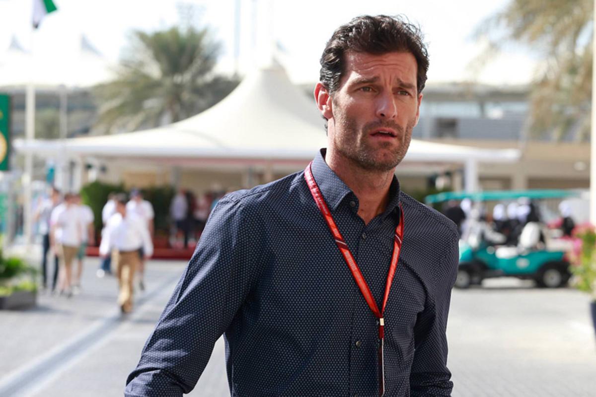 F1 レッドブル・レーシング マーク・ウェバー