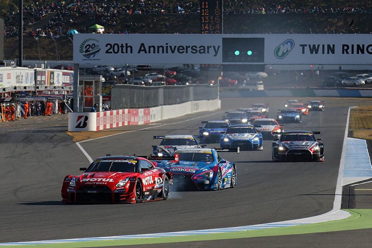 SUPER GT ドイツツーリングカー選手権 スーパーGT DTM