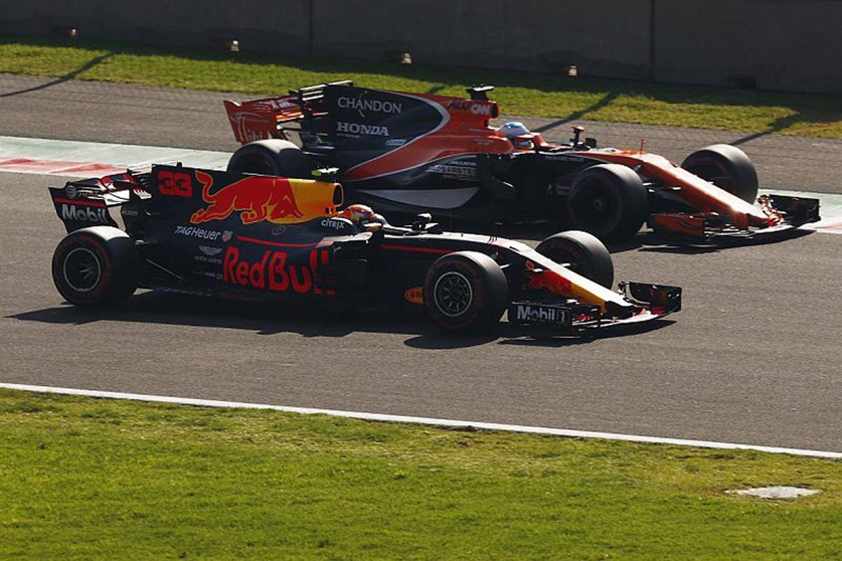 F1 マクラーレン ルノーF1 レッドブル・レーシング