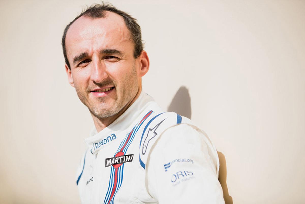 F1 ウィリアムズF1 ロバート・クビサ