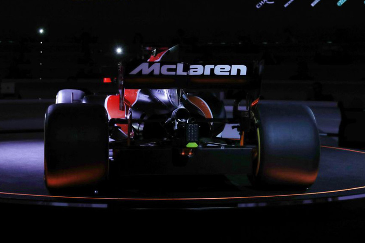 F1 マクラーレン ルノーF1 ルノー