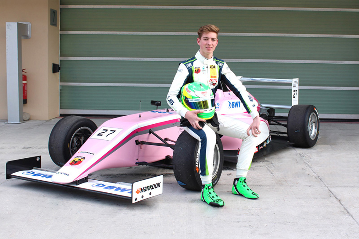 F1 ラルフ・シューマッハ ミハエル・シューマッハ