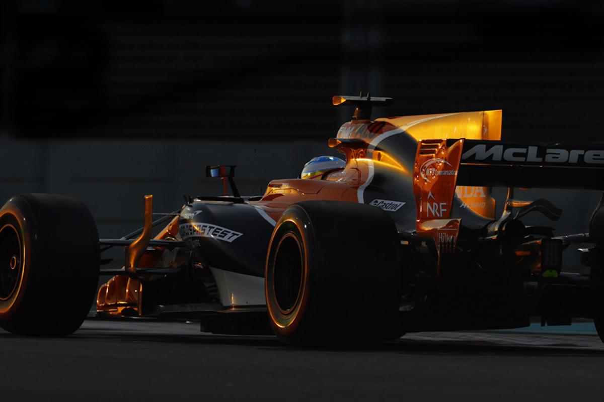 F1 マクラーレン ホンダF1 ルノーF1