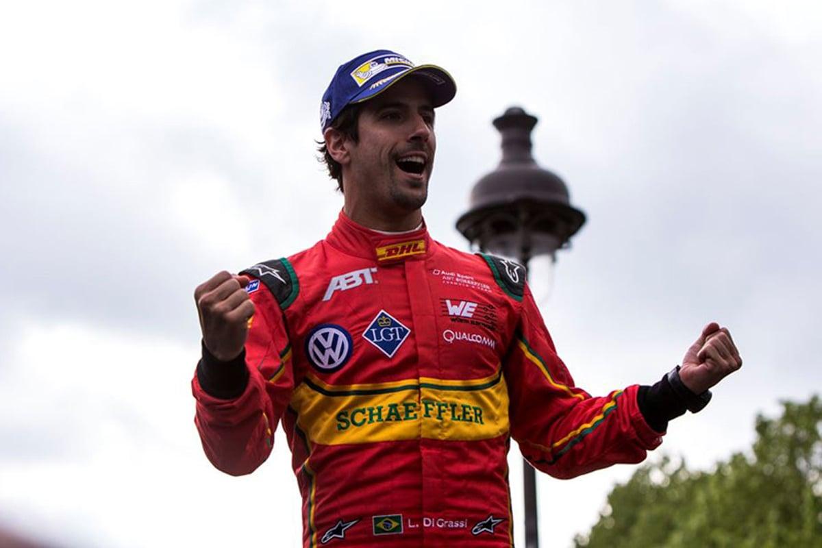 ルーカス・ディ・グラッシ 国際自動車連盟 フォーミュラE F1