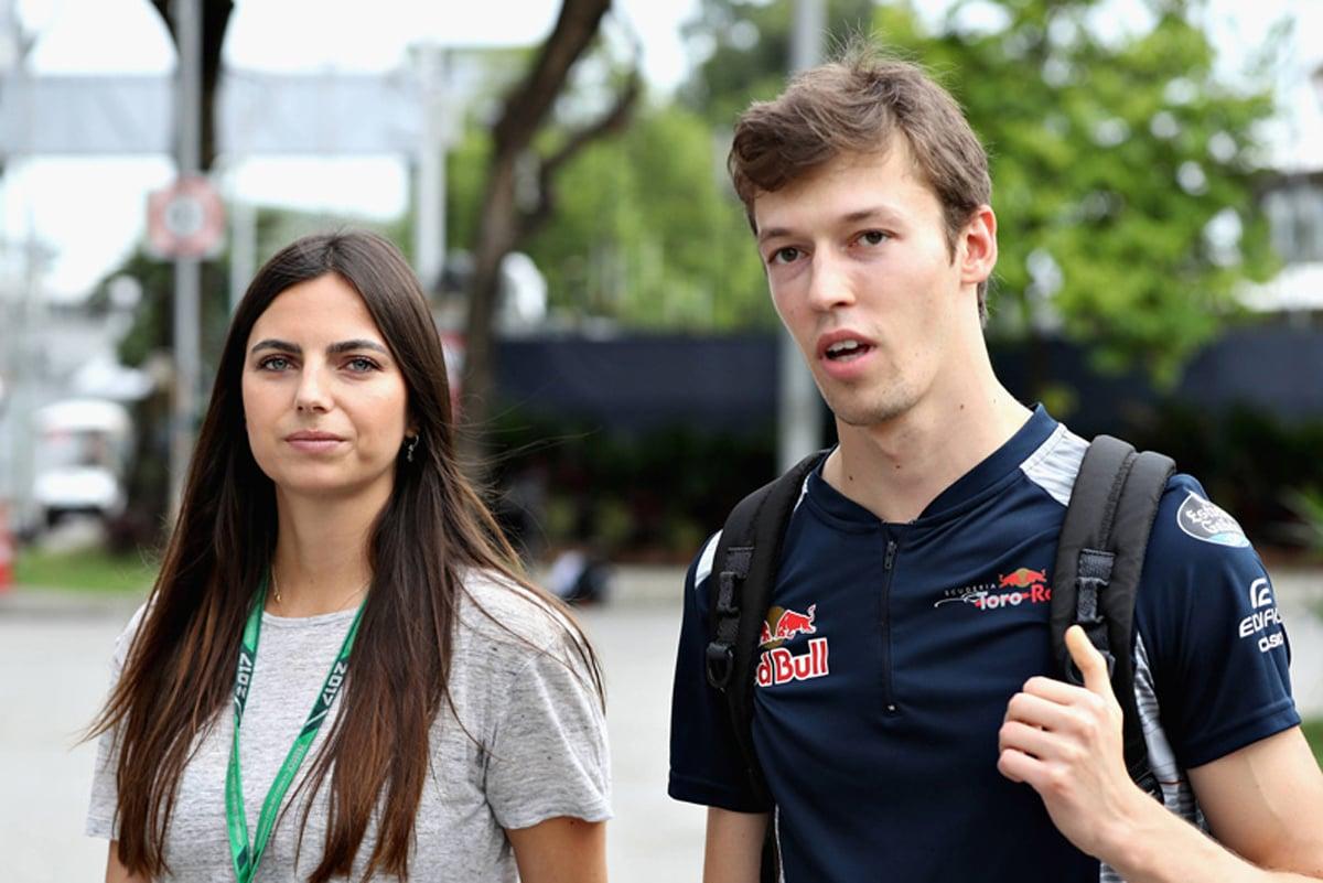 F1 ダニール・クビアト ル・マン24時間レース