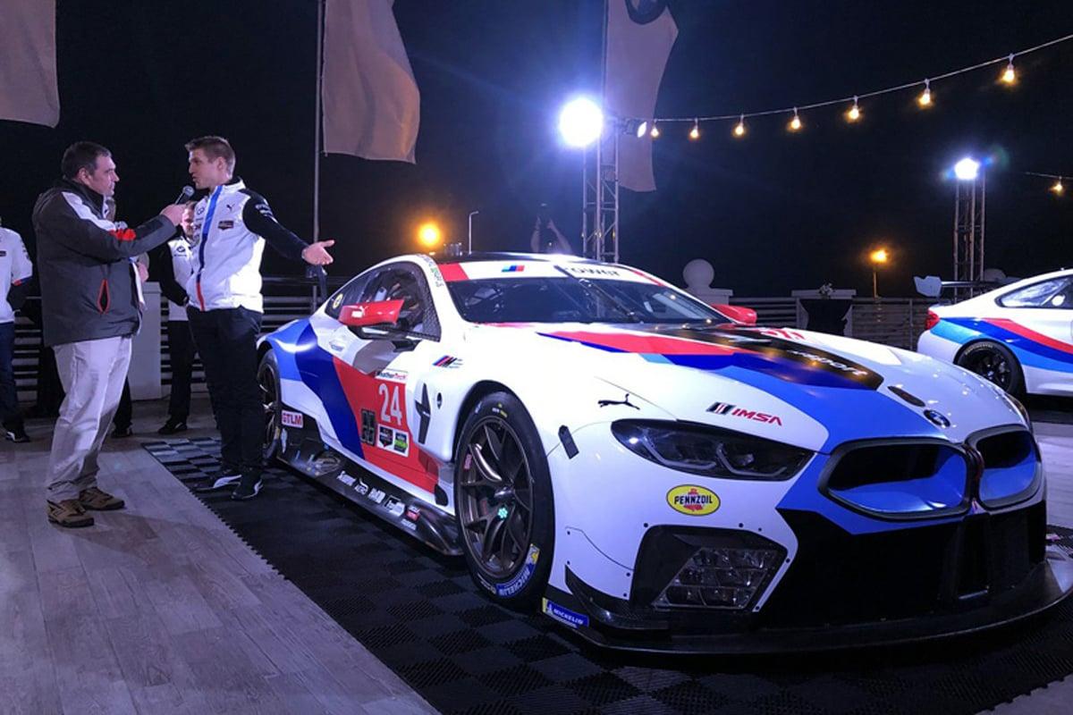 BMW デイトナ24時間レース IMSAウェザーテック・スポーツカー選手権