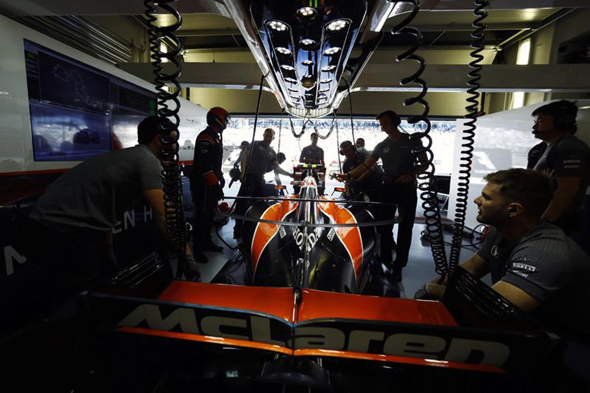 F1 マクラーレン ホンダF1 レッドブル・レーシング