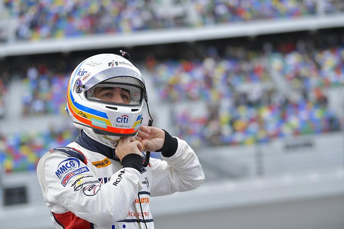 フェルナンド・アロンソ デイトナ24時間レース デイトナ・インターナショナル・スピードウェイ 耐久レース