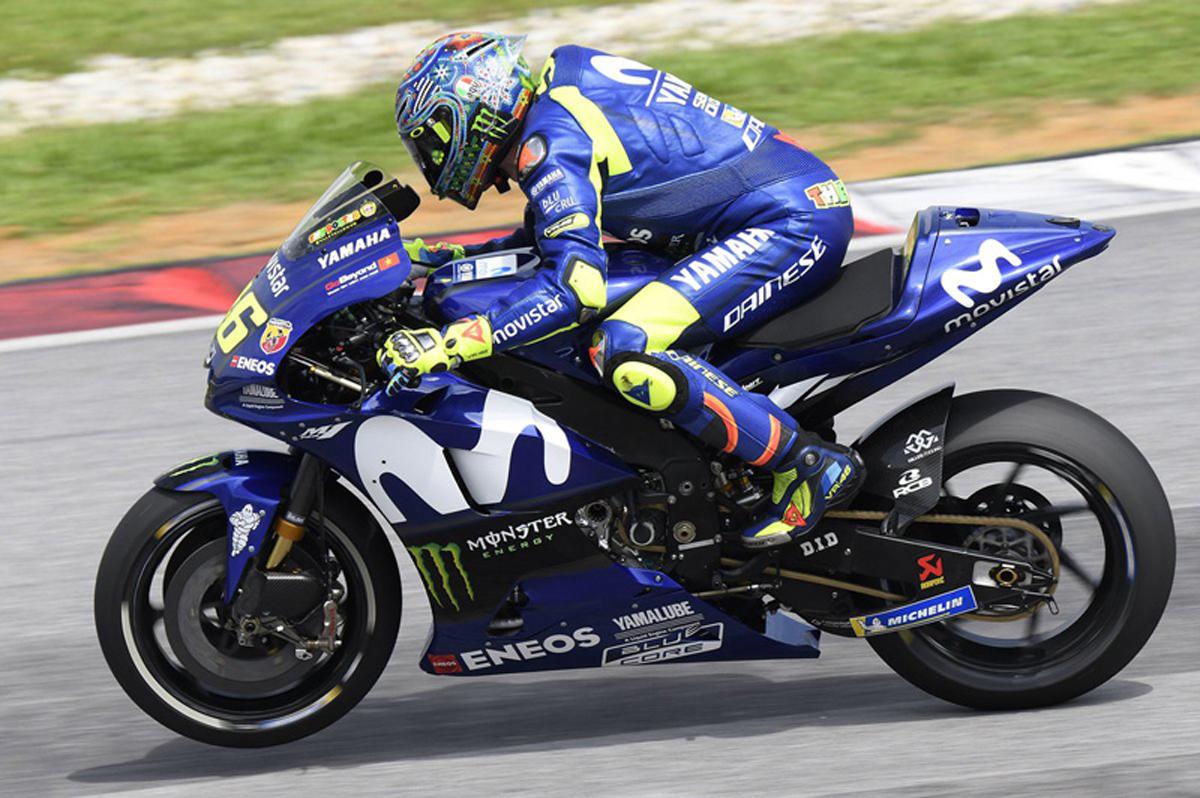 ロードレース世界選手権 MotoGP バレンティーノ・ロッシ