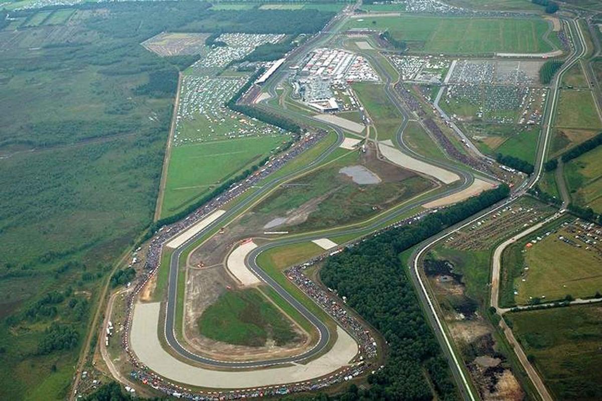 F1 オランダGP TTサーキット・アッセン