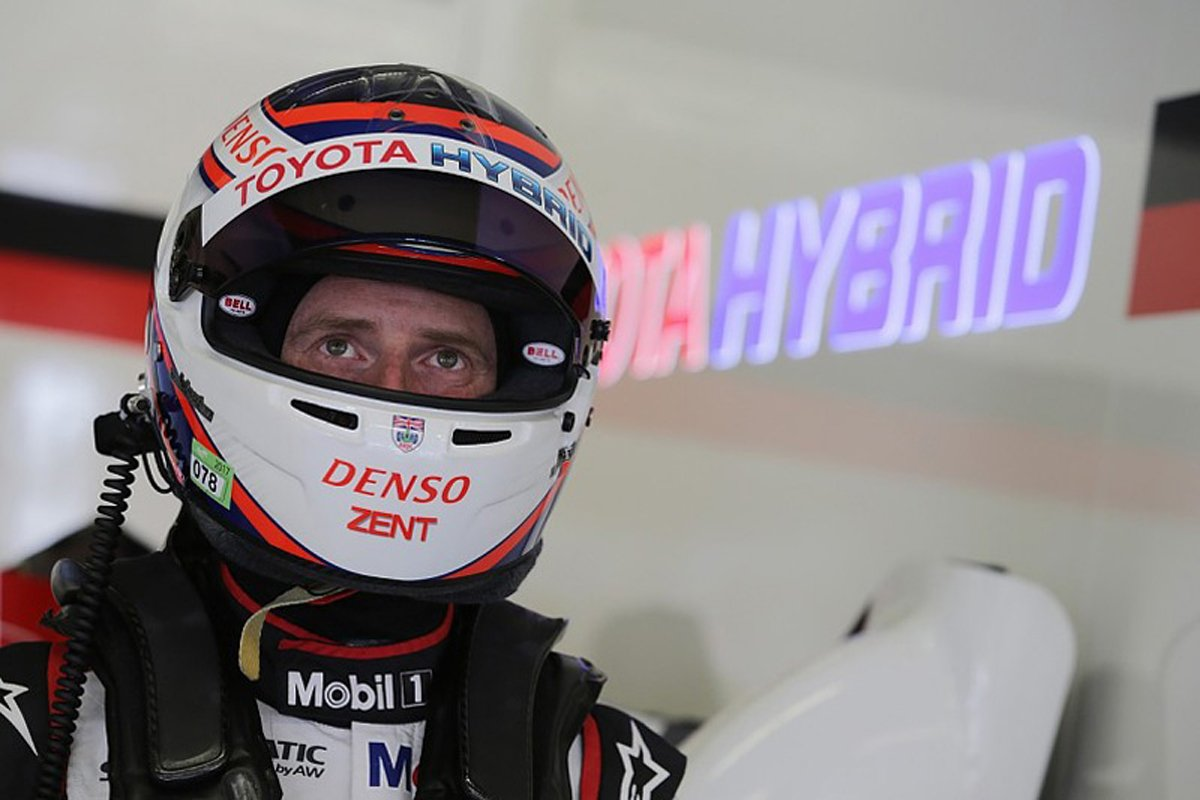 フェルナンド・アロンソ FIA 世界耐久選手権 トヨタ自動車 アンソニー・デビッドソン