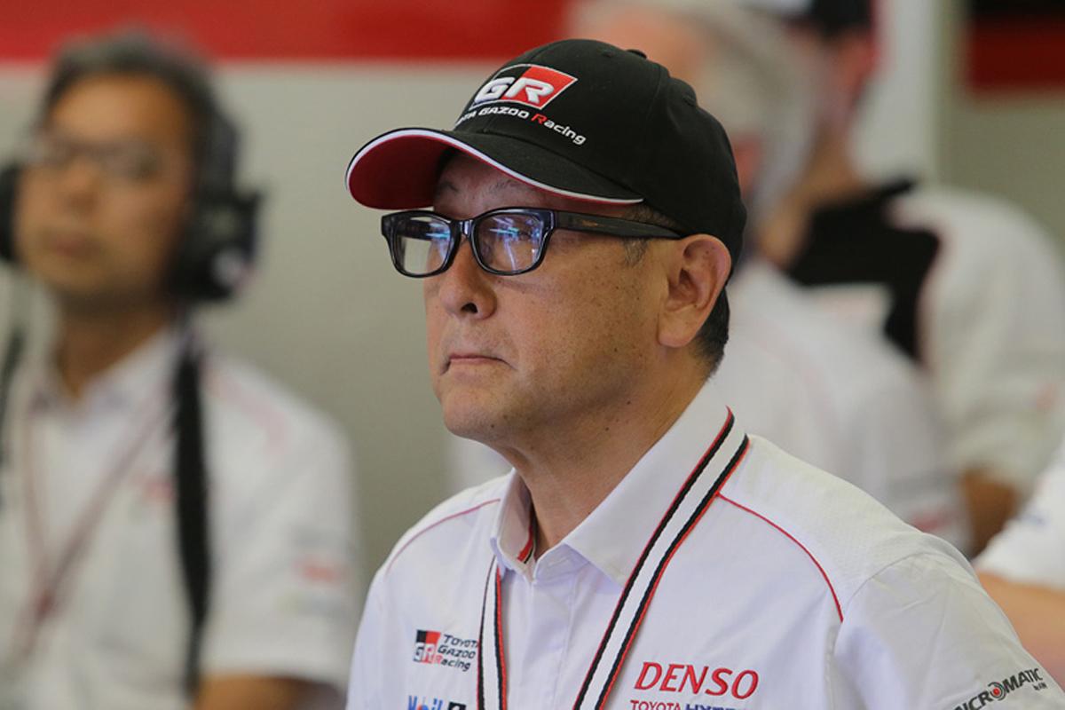 フェルナンド・アロンソ FIA 世界耐久選手権 トヨタ自動車 ル・マン24時間レース
