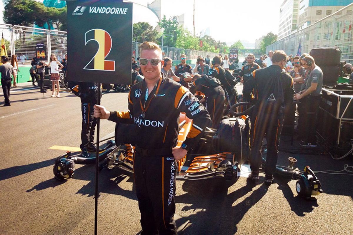 F1 グリッド リバティメディア