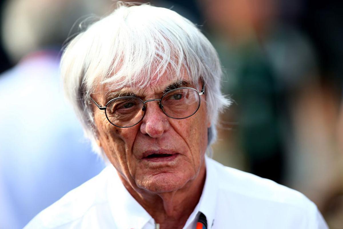 F1 リバティメディア バーニー・エクレストン