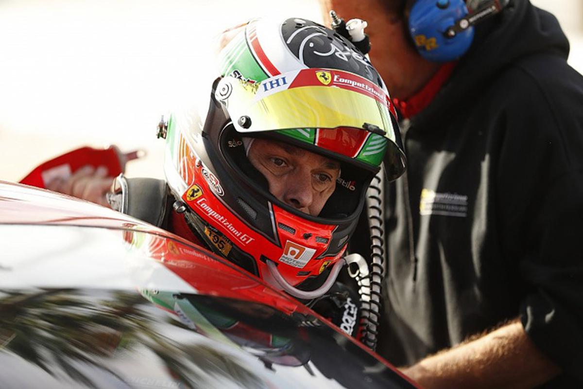 ジャンカルロ・フィジケラ FIA 世界耐久選手権