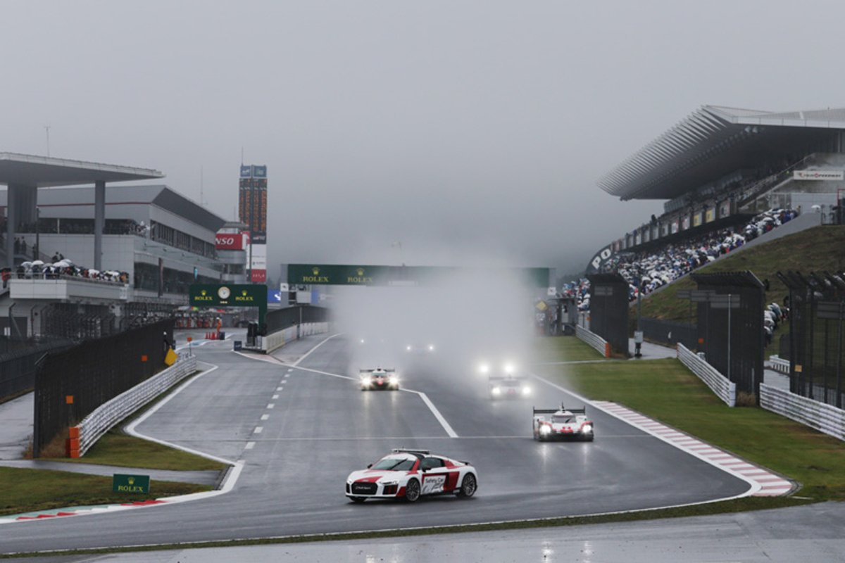 FIA 世界耐久選手権 富士6時間レース フェルナンド・アロンソ トヨタ自動車