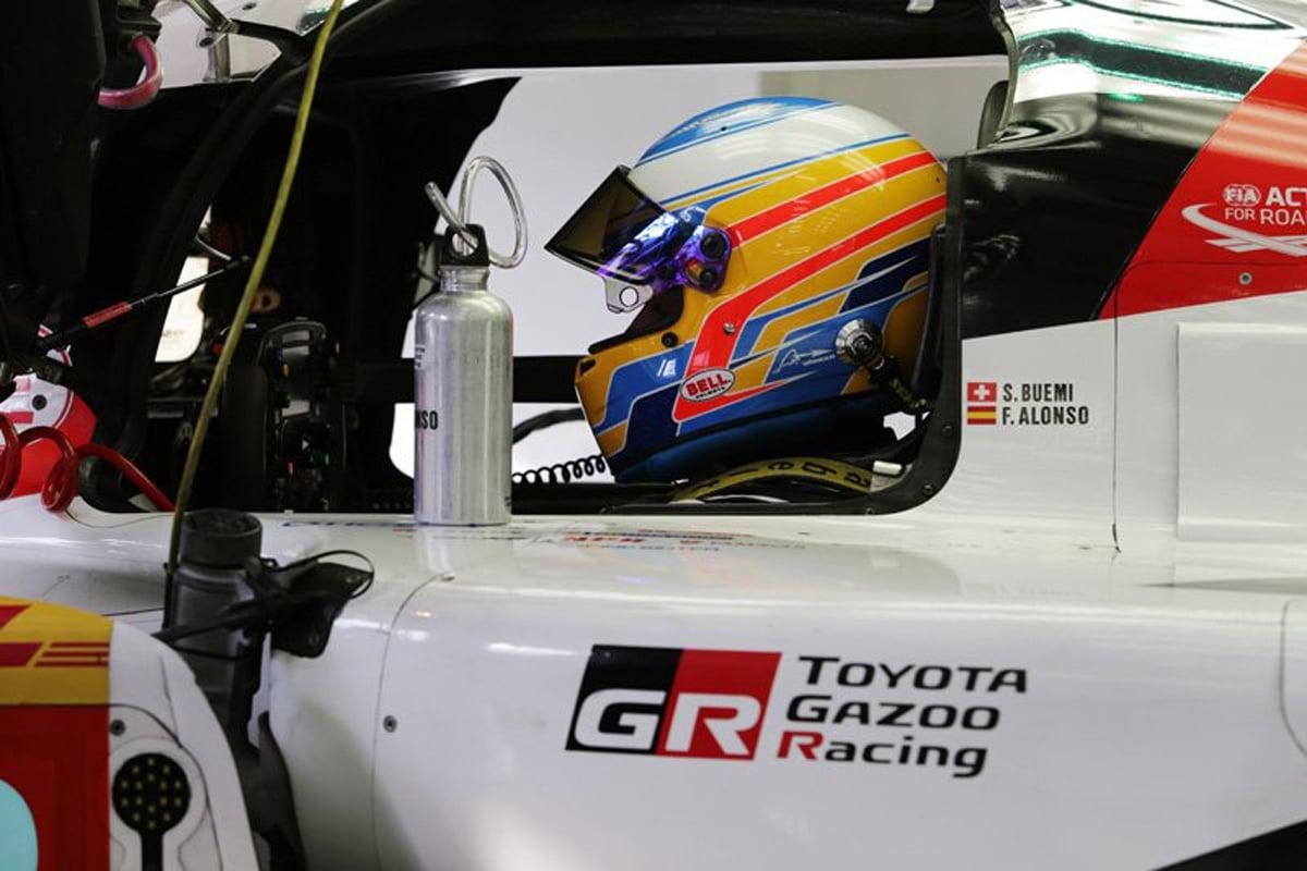 フェルナンド・アロンソ FIA 世界耐久選手権 トヨタ自動車 マクラーレン