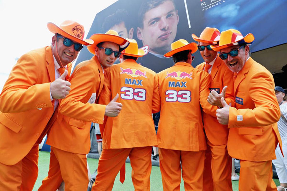 F1 リバティメディア オランダグランプリ