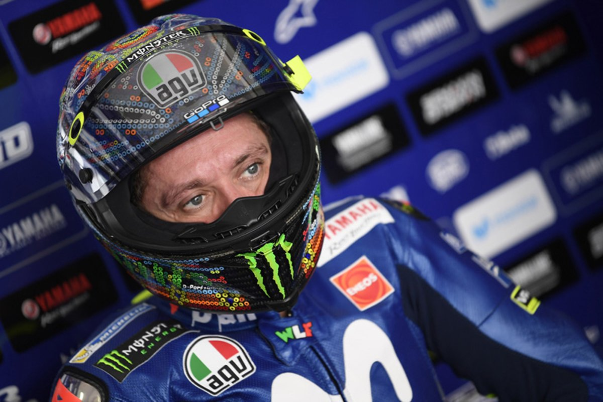 ロードレース世界選手権 バレンティーノ・ロッシ MotoGP