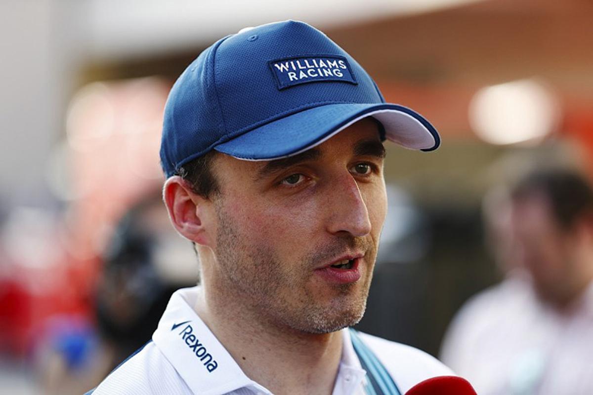 ロバート・クビサ FIA 世界耐久選手権 ウィリアムズF1