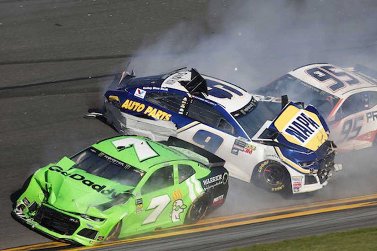 ダニカ・パトリック デイトナ500 NASCAR