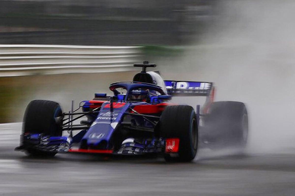 F1 ホンダF1 スクーデリア・トロ・ロッソ 2018年のF1世界選手権