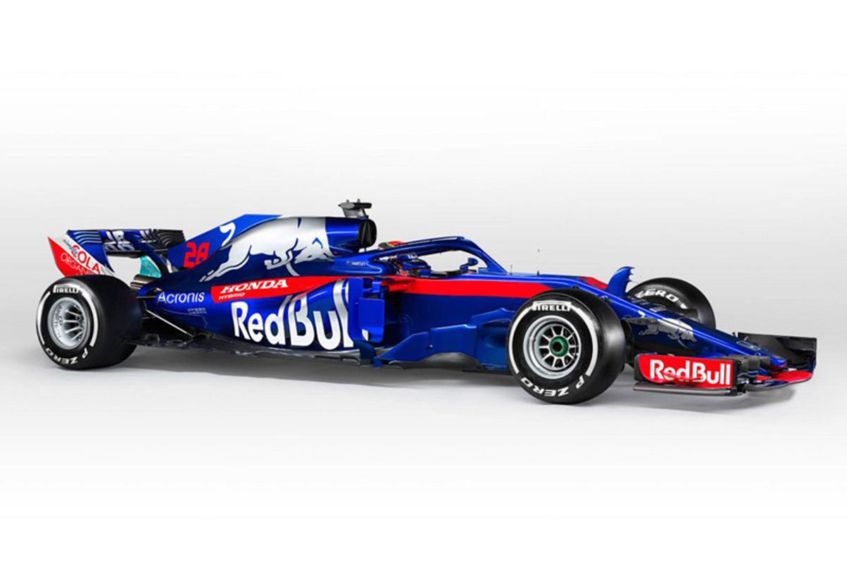 F1 トロロッソ ホンダF1 2018年のF1世界選手権
