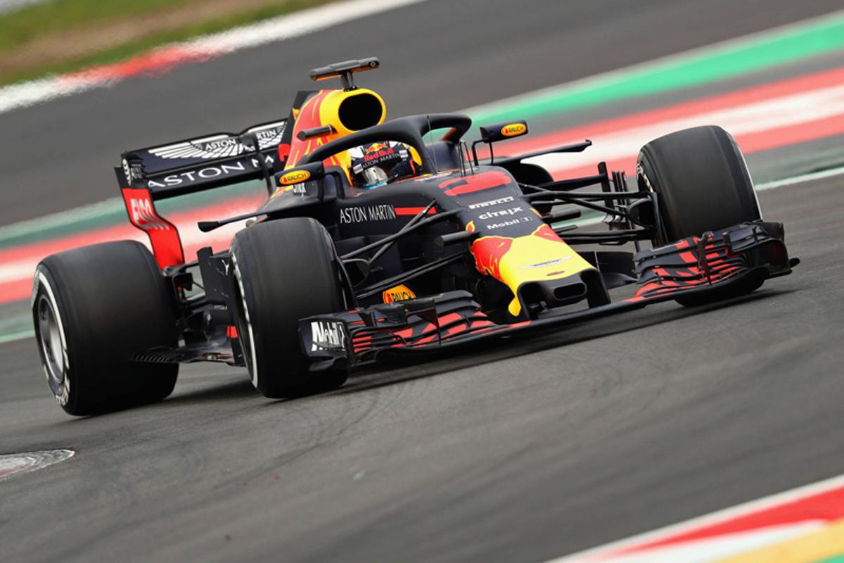 F1 2018年のF1世界選手権 カタロニア・サーキット