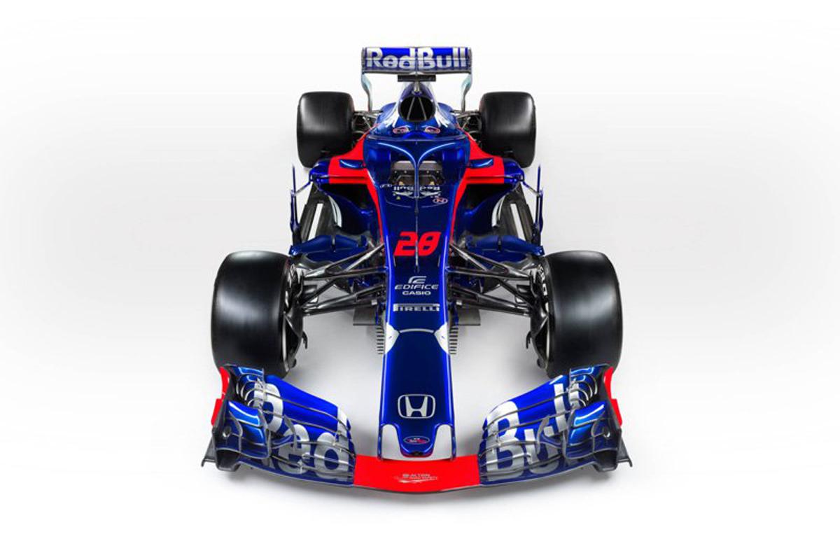 F1 トロロッソ 本田技研工業 2018年のF1世界選手権
