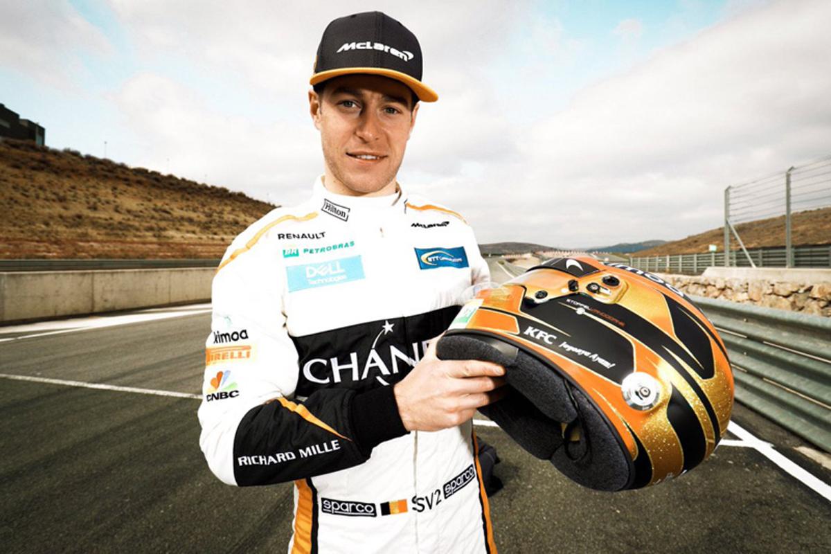F1 ストフェル・バンドーン マクラーレン ホンダF1 2018年のF1世界選手権