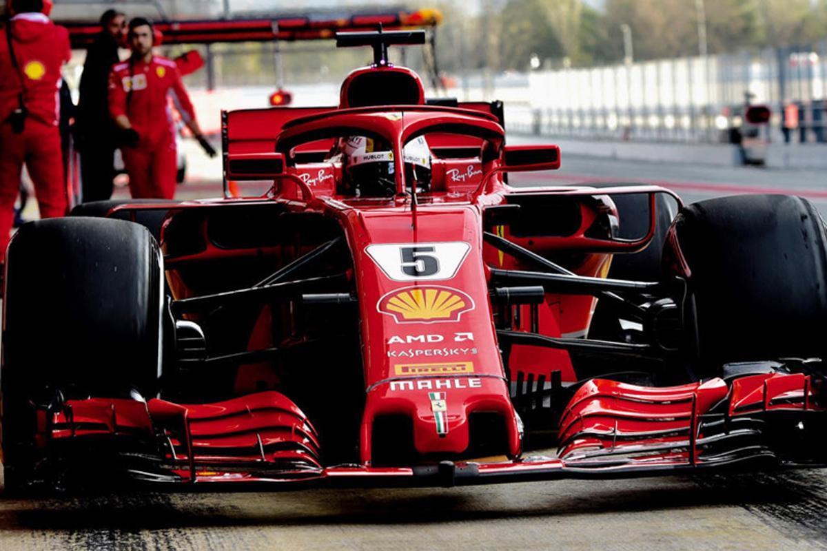F1 トロロッソ カタロニア・サーキット セバスチャン・ベッテル マクラーレン