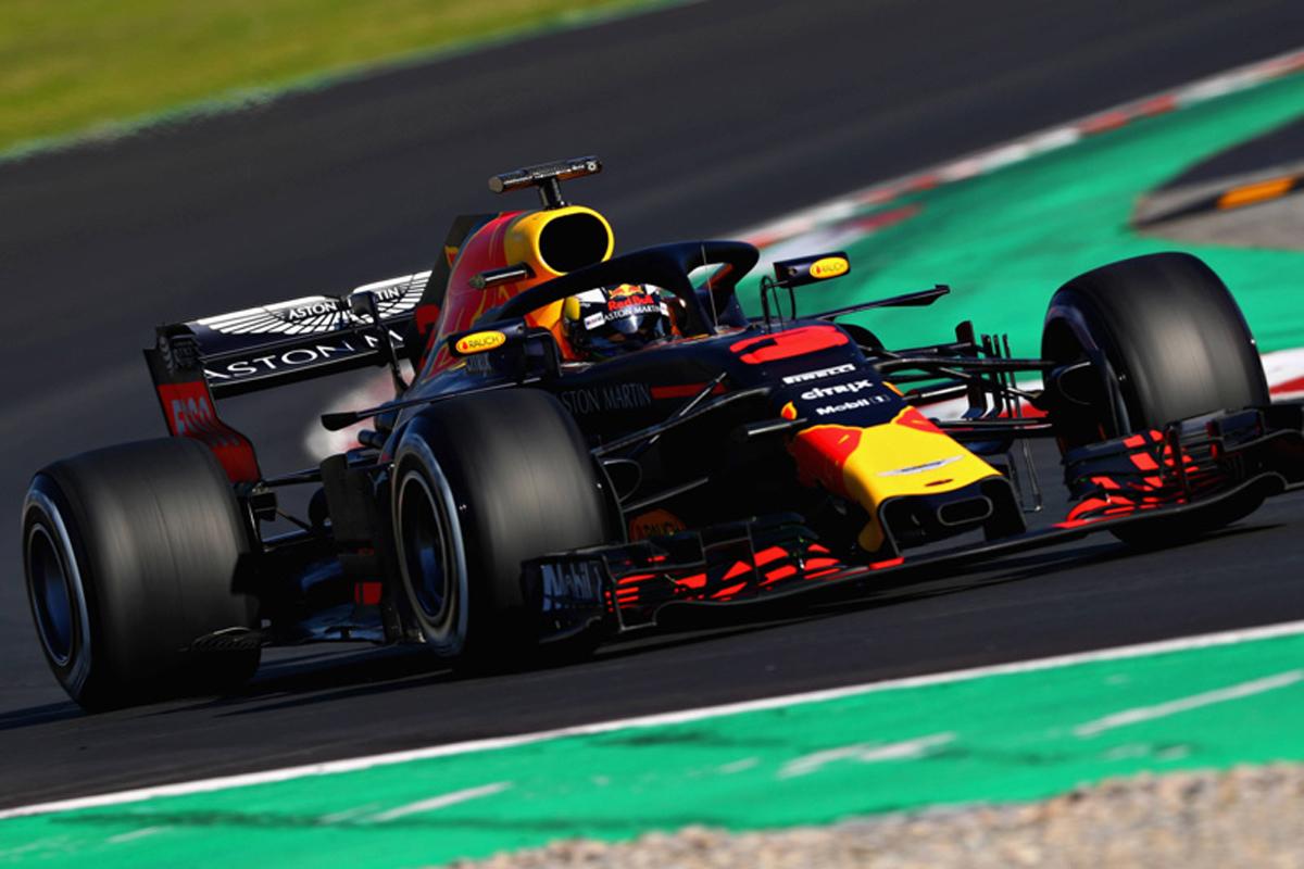 F1 トロロッソ 本田技研工業 2018年のF1世界選手権 ホンダF1