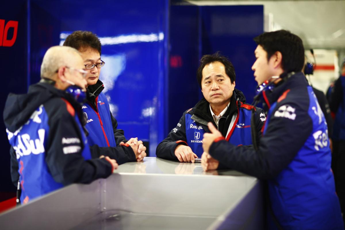 F1 ホンダF1 トロロッソ 本田技研工業