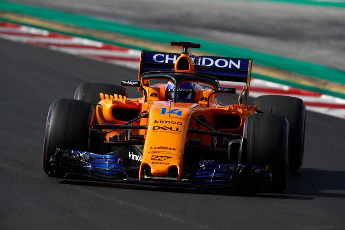 F1 トロロッソ カタロニア・サーキット フェラーリ 2018年のF1世界選手権