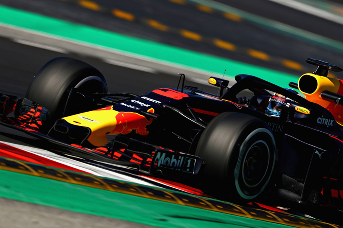 F1 レッドブル・レーシング クリスチャン・ホーナー トロロッソ ルノーF1